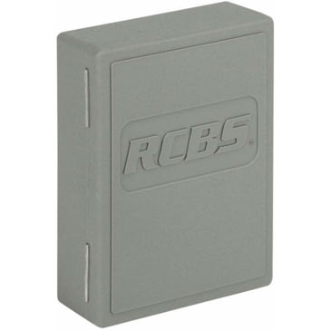 Gray RCBS Die Storage Box