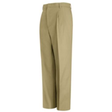 Red Kap Pleated Brushed Twill Slack P38 Save Up To 36% Brand Red Kap.