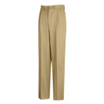 Red Kap Pleated Front Cotton Pant Save Up To 50% Brand Red Kap.