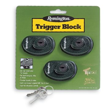 Remington Trigger Block Three Pack 19439 Save 31% Brand Remington.
