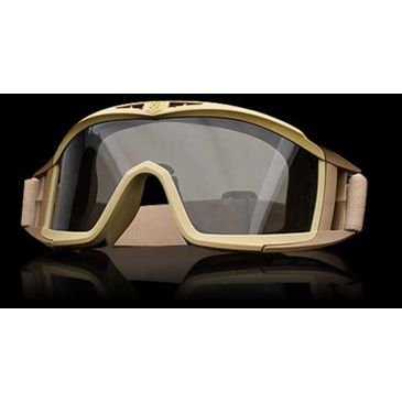 Revision Military Eyewear Desert Locust Goggles - Basic Kit With Single Lensbest Rated Save Up To 20% Brand Revision.