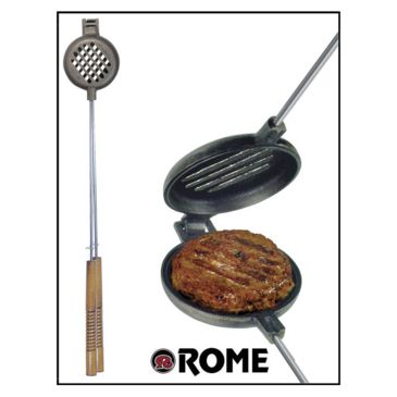 Rome Wilderness Hamburger Griller Brand Rome.