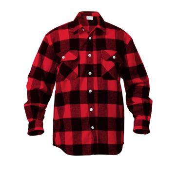 Rothco Extra Heavyweight Buffalo Plaid Flannel Shirts Save Up To 42% Brand Rothco.