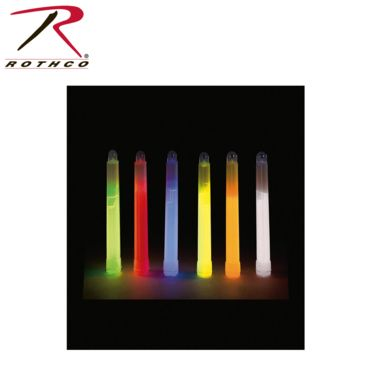 Rothco Glow In The Dark Chemical Lightsticks Save 18% Brand Rothco.