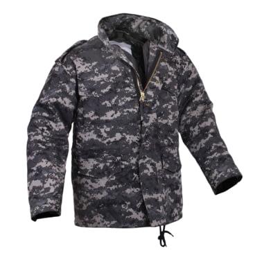 City Camo Rothco M-65 Field Jacket