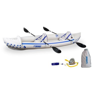 Sea Eagle 370 Kayak Pro Package Save 12% Brand Sea Eagle.