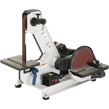 Shop Fox 1in X 42in Belt With 8in Disc Sander Combo Save 18% Brand Shop Fox.