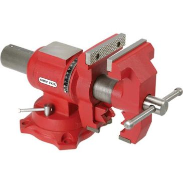Shop Fox Multi-Purpose Anvil-Face Bench Vise Save Up To 23% Brand Shop Fox.