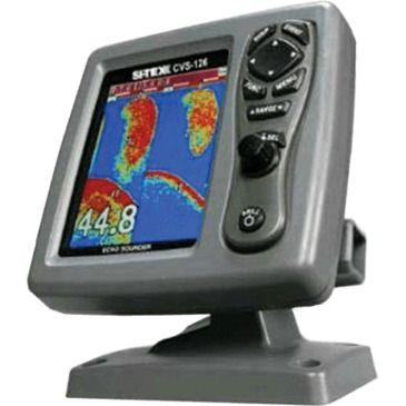Si-Tex Fishfinder, 5.7in 600w 50/200khz, No Xdcr Save 16% Brand Si-Tex.