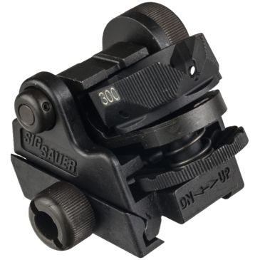 Sig Sauer Rotary Diopter Rear Sight Save $10.00 Brand Sig Sauer.