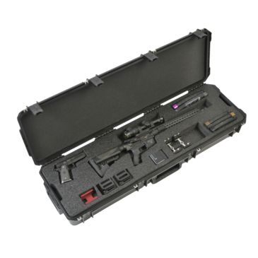 Skb Cases Iseries 3-Gun Competition Case, 53.125x17.25x7inbest Rated Save 25% Brand Skb Cases.