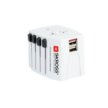 Skross World Travel Adapter, Muv Usb Brand Skross.