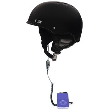 Large Smith Optics Holt Helmet Matte Black