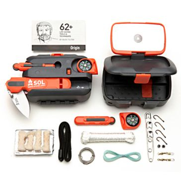 Sol Pocket Origin Survival Tool Box Save 13% Brand Sol.