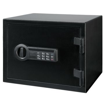 Stack-On Electronic Lock Personal Fire Safe, Gun-Safe, Fire Rated 30 Min/1400 Degrees, 1 Shelf Save 24% Brand Stack-On.