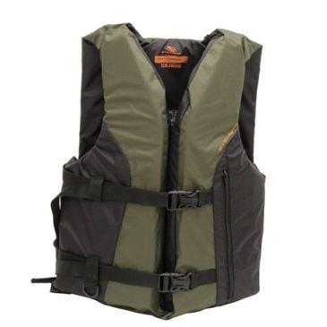 Stearns Pfd 4100 Sport Oversized Green Life Vest Save 31% Brand Stearns.