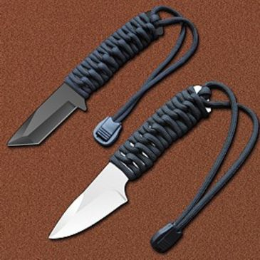 Stone River Gear Ceramic Neck Knife Blade And Sheath Save 25% Brand Stone River Gear.
