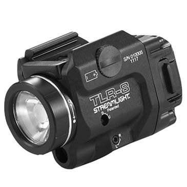 Streamlight Tlr-8 Rail Mounted Tactical Led Weapon Light W/laser Sightkiller Deal Save Up To 51% Brand Streamlight.