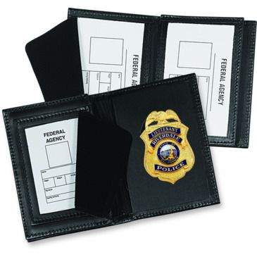 Strong Leather Company - Dress Badge Case With Smart Card Window Save Up To 30% Brand Strong Leather Company.