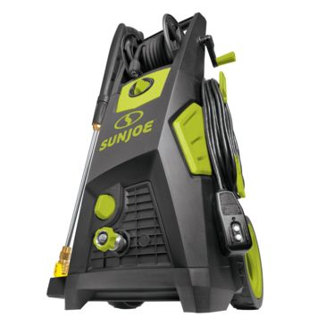 Sun Joe 2300 Psi, 1.48 Gpm Brushless Induction Electric Pressure Washer W/hose Reel Save 23% Brand Sun Joe.
