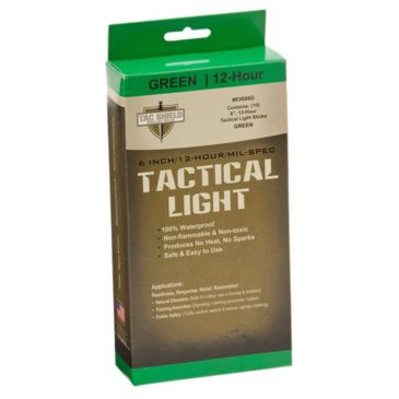 Tac Shield Tactical 12 Hour Light Stick Save Up To 33% Brand Tac Shield.