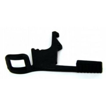 Tacfire Ambidextrous Steel Tactical Latch For Charging Handle Brand Tacfire.