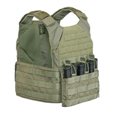 Tactical Assault Gear Vanguard Plate Carrier Set W/standard Cummerbund Save Up To 10% Brand Tactical Assault Gear.