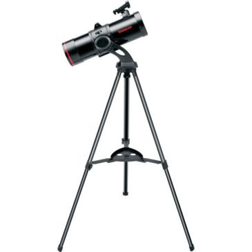 Tasco Spacestation Telescope 114x500mm Black Reflector St Red Dot Finderscope, 49114500 Save 33% Brand Tasco.