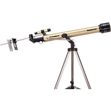Tasco 660x60mm Luminova Refractor Telescope 40060660 800mm Focal Length Save 25% Brand Tasco.