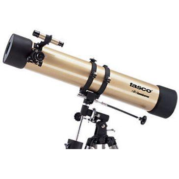 Tasco 900x114mm Luminova Reflector Telescope $66 Off Save 27% Brand Tasco.