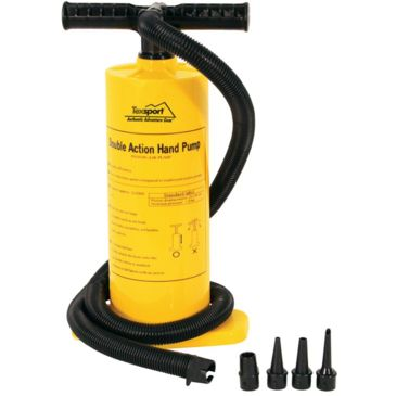 Texsport Double Action Hand Pump Save 38% Brand Texsport.