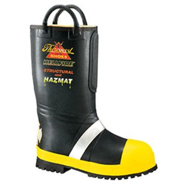 Thorogood Mens Hellfire Rubber Lug Sole Insulated Bunker Boot Save Up To 44% Brand Thorogood.