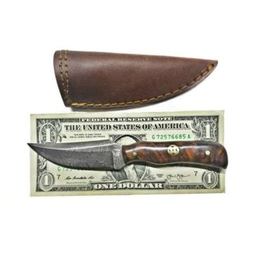 Titan Damascus Steel Skinning Knife Save 24% Brand Titan International Knives.