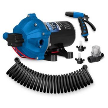 Trac Outdoors Washdown Pump Kit, 12v, 5 Gpm Save 30% Brand Trac Outdoors.