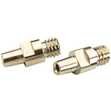 Traditions 2/pack Stainless Nipples For M6x1 Threads & 11 Caps A1250 Save 31% Brand Traditions.