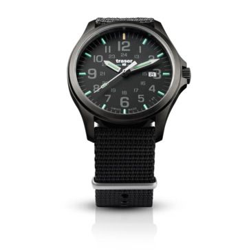 Traser Officer Pro Gunmetal Watchcoupon Available Save 10% Brand Traser.
