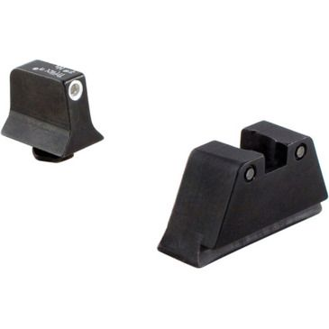 Trijicon Fits Glock Suppressor Night Sights - White Outline Frontbest Rated Save 21% Brand Trijicon.