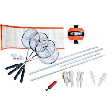 Triumph Advanced Badminton/volleyball Set Save 23% Brand Triumph.