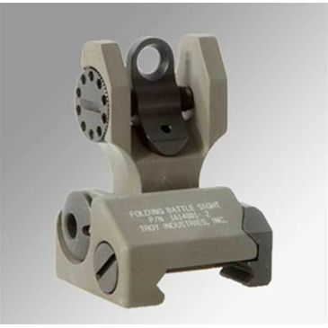 Troy Folding Battle Sight - Rearbest Rated Save Up To 24% Brand Troy.