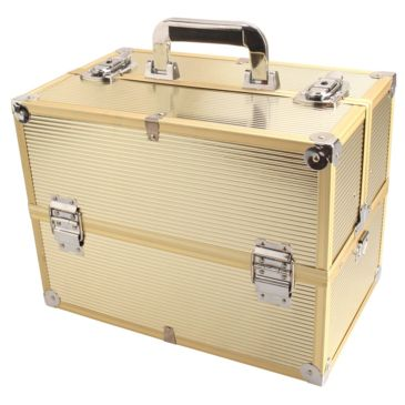 Tz Case Aluminum-Framed Makeup Case Save Up To 37% Brand Tz Case.