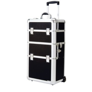 Tz Case Large Wheeled Professional Makeup/multi-Purpose Case Save 30% Brand Tz Case.