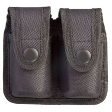 Uncle Mike&039;s Law Enforcement Sentinel Double Speedloader Black Pouch Save $1.50 Brand Uncle Mike&039;s.