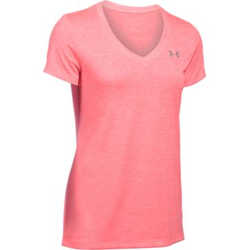Under Armour Tech Twist V-Neck, Running Short Sleeve Save Up To 40% Brand Under Armour.