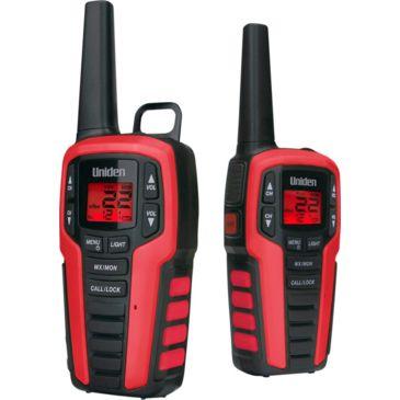 Uniden Two Way Radios Splashproof Save 27% Brand Uniden.
