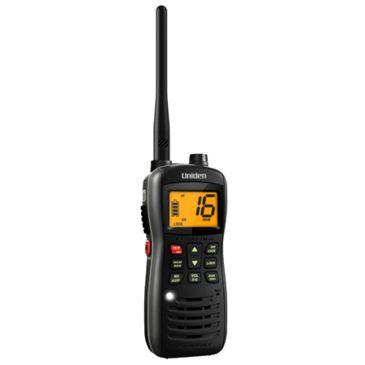 Uniden Mhs126 Handheld Floating 2-Way Vhf Marine Radio Save 29% Brand Uniden.
