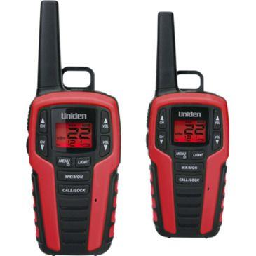 Uniden 32 Mile Two Way Radios Splashproof Save 29% Brand Uniden.