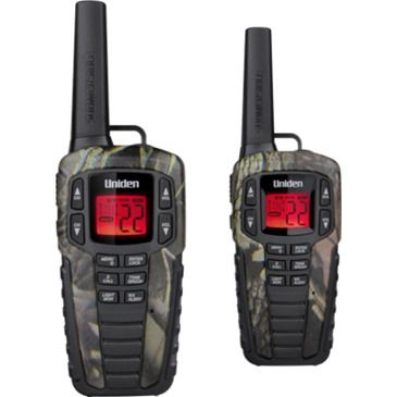 Uniden 37 Mile Two Way Radios Submersible Save 13% Brand Uniden.