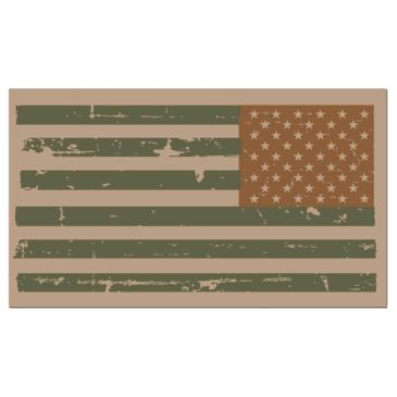 United States Tactical Stickers - Reverse Usa Combat Flagnewly Added Brand United States Tactical.