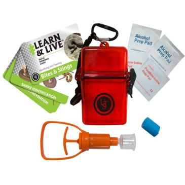 Ust Learn And Live Kit - Snake Bite Brand Ust.