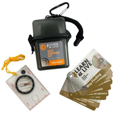 Ust Learn And Live - Way Finding Kit Save 23% Brand Ust.